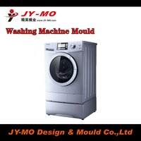 plastic mould of washing machine parts , plastic mold