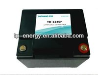 Storage batteries 12v inverter battery 40ah battery+PCM protection China
