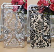 "New Colored Hard PC Case For Alcatel One Touch Pixi3 Pixi 3 4.5inch 4.5"" OT 4027N 4027D With Painting Vintage Paisley Flower"