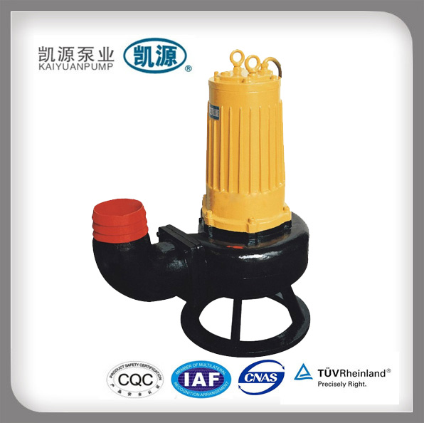 AS Stainless Steel Sewage Centrifugal Submersible Pump
