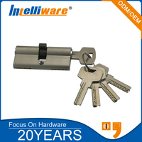 Euro Profile Cylinder Lock with Security Keys