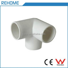 4 way tee cross pvc pipe Fittings for water supply