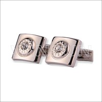 Mens Wrist Accessories titanium cuff links