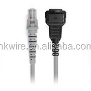For Unitech MS335 9-Pin Squeeze Cable 1550-201422G 1550-201596G