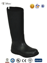 China Knee High Long Neoprene Boot For Men Of Mining / Hunting / Outdoor