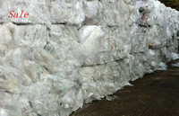 Factory!! recycled plastic lldpe film scrap