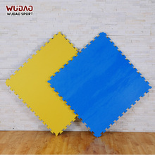 Waterproof EVA puzzle foam tatami interlocking wrestling wushu mat