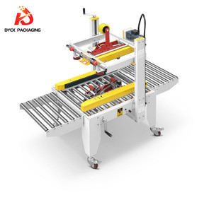 Box Taping Machine Carton Sealer with side dual-drive