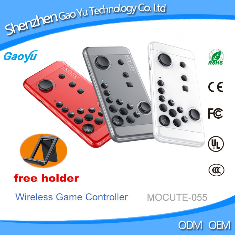 Original MOCUTE 055 GamePad Joystick wireless Bluetooth Controller Remote Control Game pad for Phone Tablet PC
