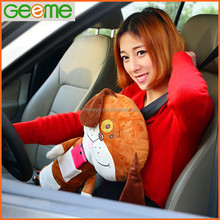 Wholesale Plush Seat Belt Shoulder Pads for Children in the Car