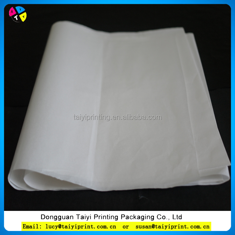 cheap made silk tissue paper & Logo Gift Recycled tissue paper production line