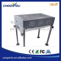 Customized hot sell charcoal steel unique bbq grills