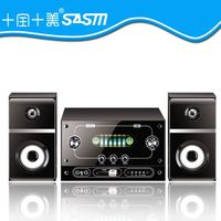 special new style popular 2.1 channel Mobile speaker for computer and phone