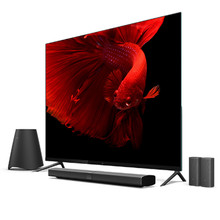 "Original Xiaomi Mi TV 4 65"" Inches can set English Interface Real 4K HDR Ultra Thin"
