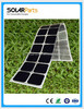 100W flexible Monocrystalline solar Module for RV, Marine, Caravan