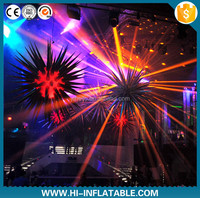 Hot Sale LED changable Inflatable Star For event party decoration
