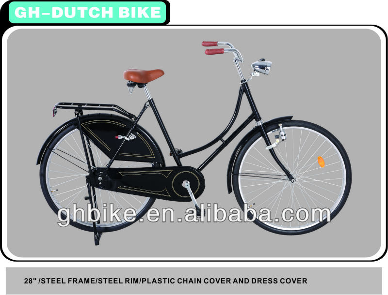 "28"" Dutch Bike old style bicycle"