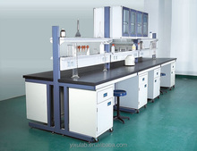 Factory price biology steel lab central workbench