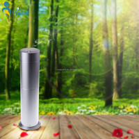 Cylinder Led Aroma Diffuser,Scent Air Machine,Scent Oil System For Office