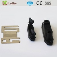 newest handy Tape Buckle &rope connector electric fence wire connections for cattle ISO factory made in China