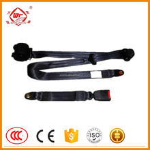 C066 3point ELR safety seat belt with automatic retractor for car .school bus and tank made in china harness
