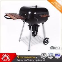 Easily Assembled Excellent Quality Charcol Helmet Bbq Smokeless Charcoal Barbecue Grill