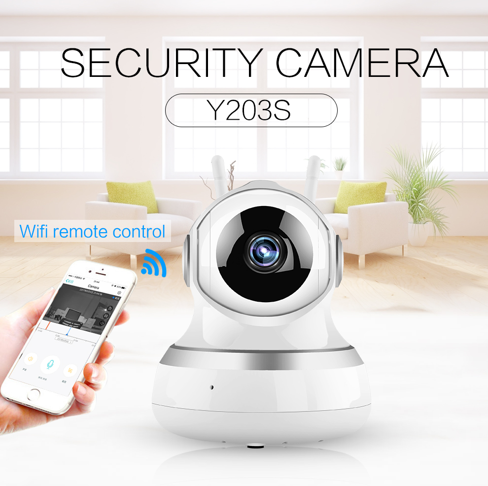 2017 VR Home Security Camera WiFi IP CCTV camera For Baby Protection security monitor