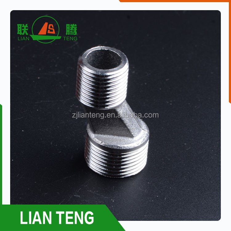 Accessory connector stainless steel coupling male adapter copper fitting