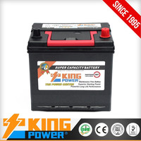 75D23 Maintenance Free car battery 12V65AH made in china manufacturer with nice service