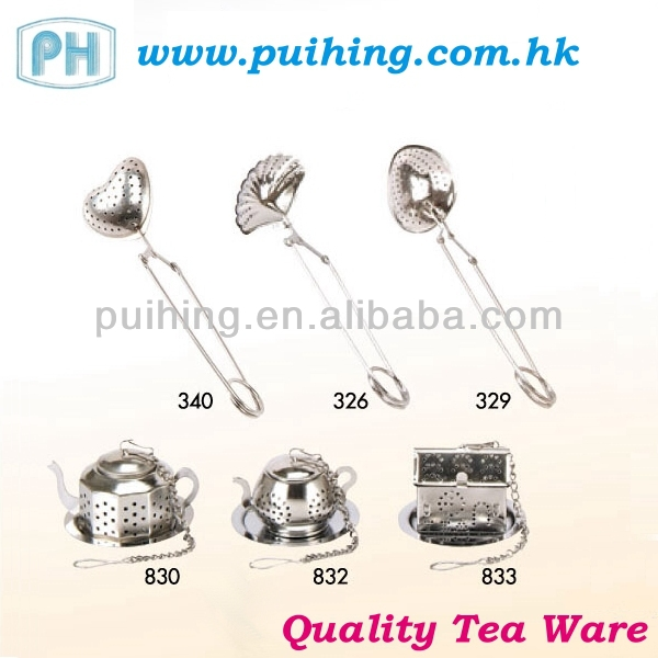 Loose Leaf Stainless Steel Tea Infuser