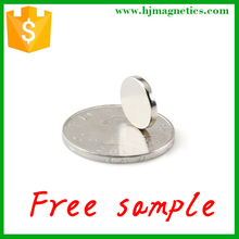 3000 gauss n42 neodymium small thin round powerful permanent magnet for sale