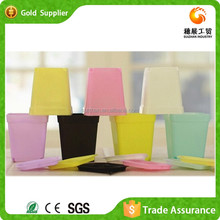 China Factory Small Colored Lotus Pots Plastic