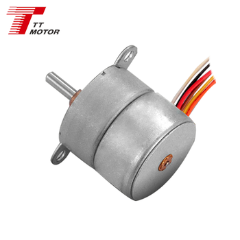 GM25-25BY 4 phase stepping motor gear motor type