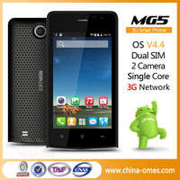Best Selling SC7715 Single Core Cheapest Dual SIM Android GPS Mobile Phone
