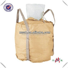 100% raw material 1000kg bulk bag 1 ton rice bag/pp jumbo bag