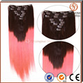 Balayage Clip In Hair Extension 120g & 160g & 220g