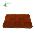 sandwich roll silicone bake bread mould nonstick bread pan