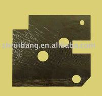 thin sticky rubber sheet