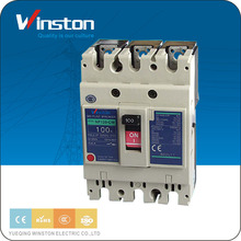 New Technology 3 Pole Circuit Breaker Automatic Transfer Switch NF 100A MCCB