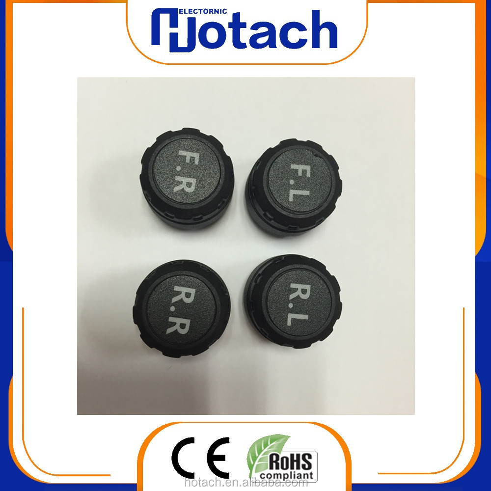 Auto Car 4 External TPMS Sensor Bluetooth