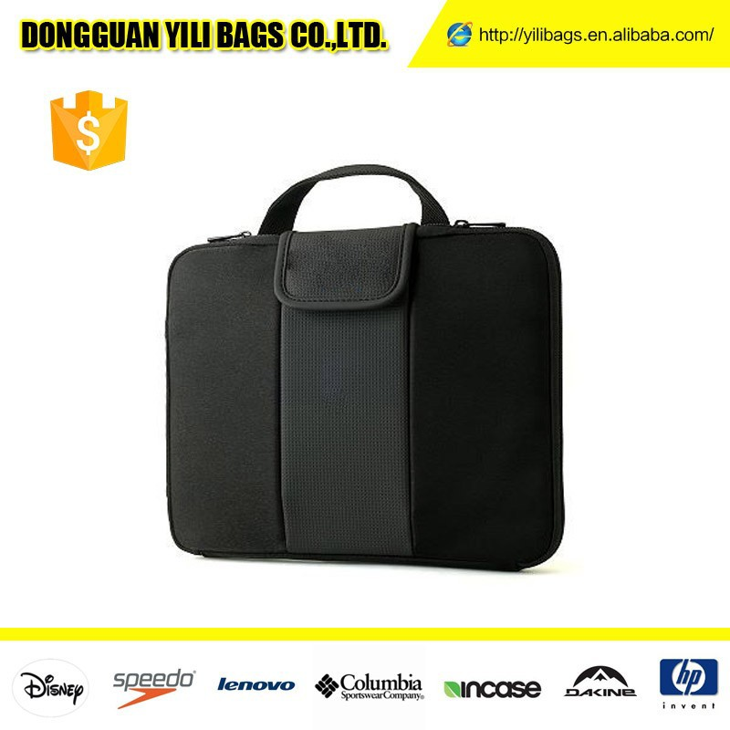 Free Sample Shockproof Laptop Bag For Women