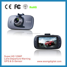 Best Seller, 2.7'' car dashboard digital video recorder camera dash cam over than 360 degree rotation for super wide viewing