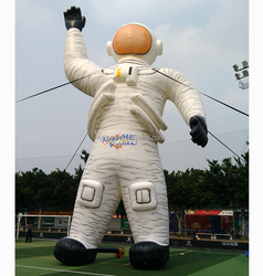 Advertising giant inflatable model outdoor alien theme inflatable for sale