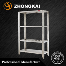 OEM Industrial Kitchen Stainless Steel Heavy Duty Goods Storage Rack