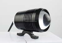 10w U2 LED super bright white spotlights Waterproof Work Light for motorcycle led headlight