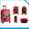 3PCS Hard case suitcase ABS PC Luggage Set,fashion style with butterfly printing