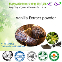 Best quality & best price Vanilla extract/ vanilla powder 512-04-9 Vanillin 10:1 20:1 100:1