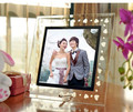 Wedding gift acrylic photo frame/ custom acrylic photo frame