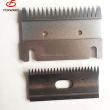 stainless steel blade for professional horse clipper