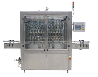 Newamstar Automatic PET Bottled Edible Oil Monoblock Filling Machine